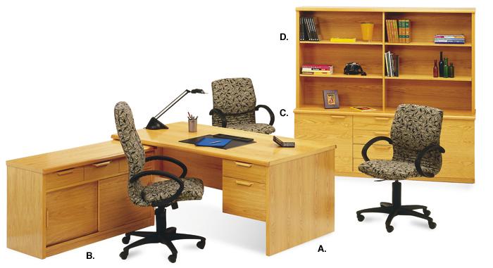 Apollo Executive Desk