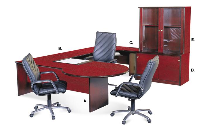 Concept Executive Desk