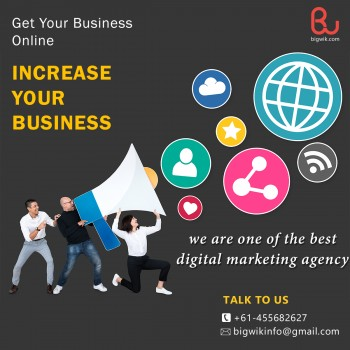 Grow Your Online Presence   Digital Marketing Agency