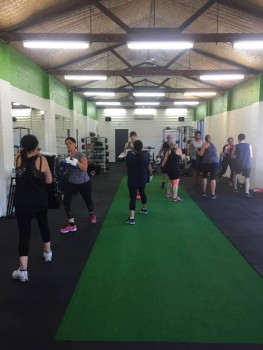 Group fitness training | Fighting Fit PT