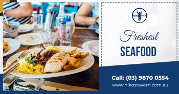 Best Greek Restaurant in Melbourne