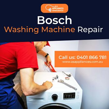 Bosch Washing Machine Repair