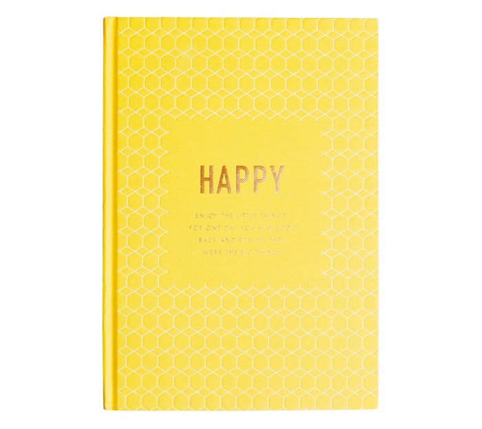HAPPINESS JOURNAL: INSPIRATION US $34.9