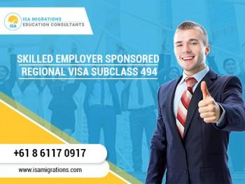Apply For Visa 494 & Start Working In AU