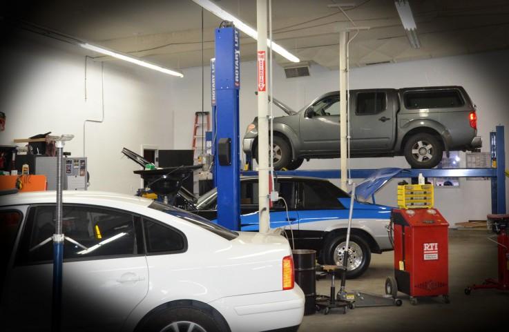 Car Brake repair ...