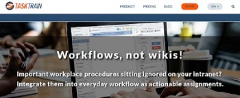 Workflow Automation and Management- Task