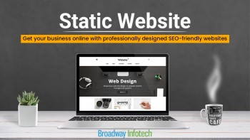 What is Static Website Design?