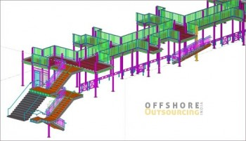 Miscellaneous Steel Detailing outsourcing services– Offshore Outsourcing India