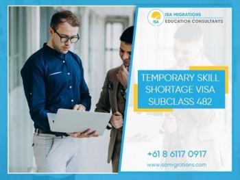 Apply For 482 Visa Australia