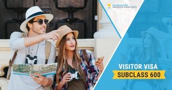 Visitor Visa 600 | Immigration Agent Perth