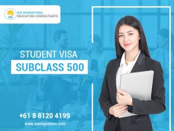 Subclass 500 Visa | Student Visa 500 | ISA Migrations