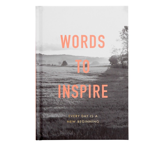 WORDS TO INSPIRE BOOK: INSPIRATION US $