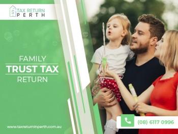 Trust tax return | Tax Return Perth