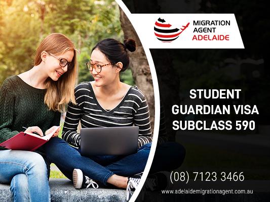 590 Visa Australia | Immigration Services Adelaide