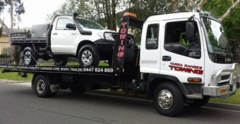 Affordable Towing services Yarra glen