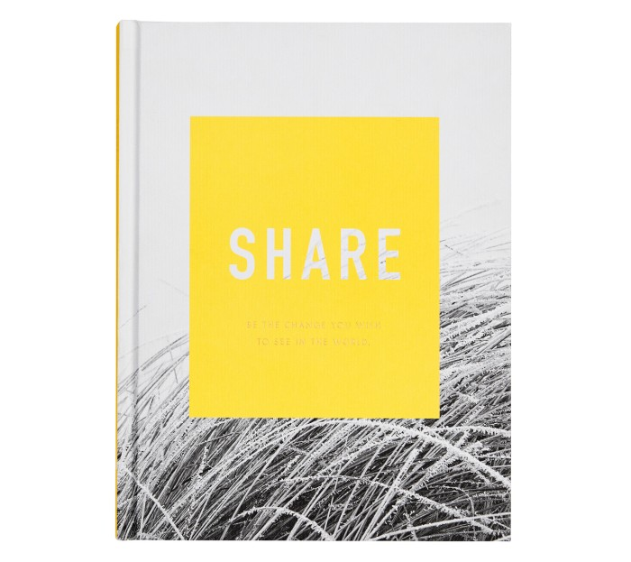 SHARE BOOK: INSPIRATION