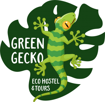 Green Gecko Eco Style Jungle Hostel
