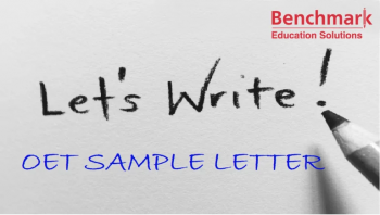 Looking For OET Writing Samples Online?