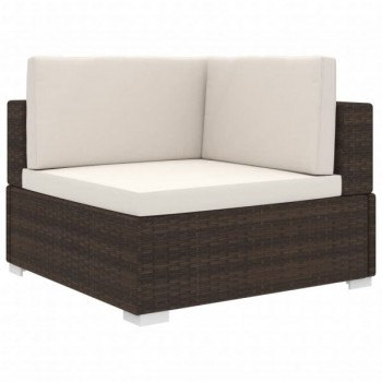Sectional Corner Chair 1 Pc