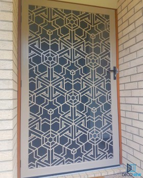Decorative Security Screen Doors,Geelong