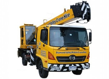 Looking for Crane Hire on per Day Basis?