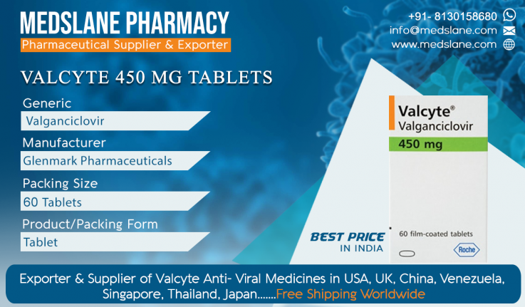 Valcyte 450 Mg T ...