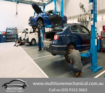 Logbook service Sunshine - Multitune Mechanical Repairs