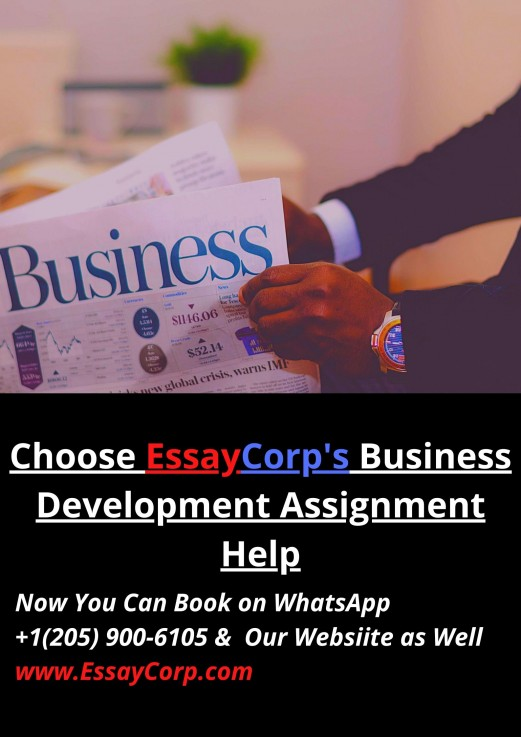 Choose EssayCorp ...