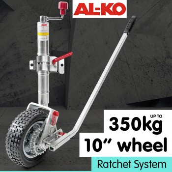 Alko 10in Trailer Boat Jockey Wheel