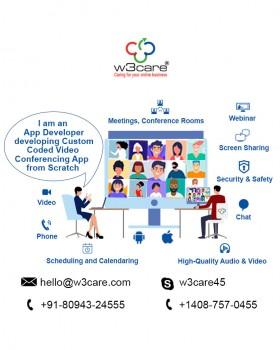 Mobile App development Company W3care