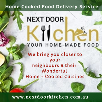 Home Cooked food delivery service