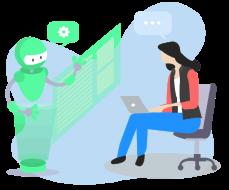 Customer Service Chatbot for Handling We