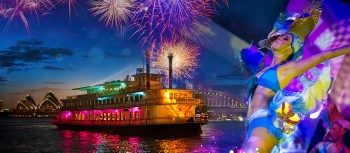 Sydney Showboats New Year's Eve cruise