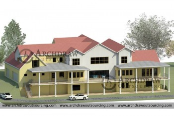 Architectural 3D Modeling Services in Australia