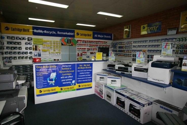 Franchise Retail Printing