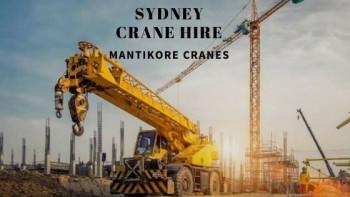 Sydney Crane Hire