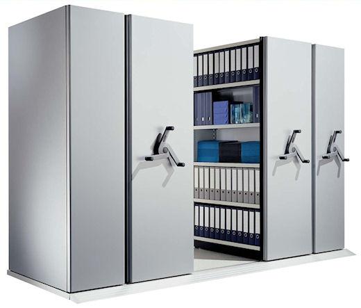 Archive Compactus Units