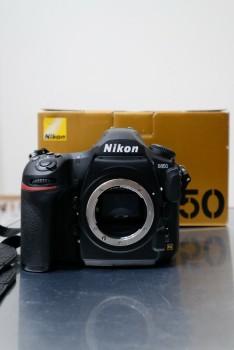 Used Nikon D850 camera body
