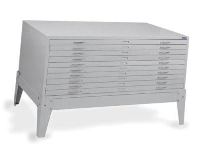 EP1 – 6 Drawer Horizontal Plan Cabinet