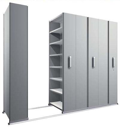 Freetrack Compactus Stortage Units