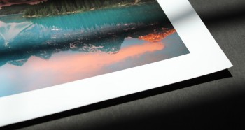 Fine Art Printing on paper and canvas wi