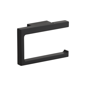 GIA BLACK TOILET ROLL HOLDER – ABI