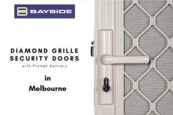 Buy Diamond Grille Security Doors