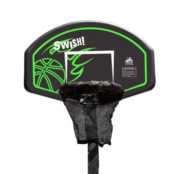 Swish Trampoline Basketball Ring