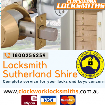 Best and affordable services in Sutherland Shire
