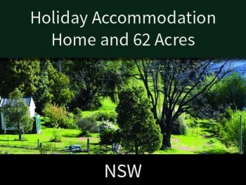 Accommodation    Murray New South Wales