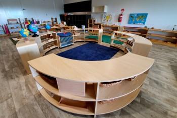 An ideal Montessori Kindergarten for you