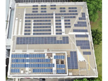 Power your business with commercial solar systems that come in a wide range of kilo-Watt (kW) Rating