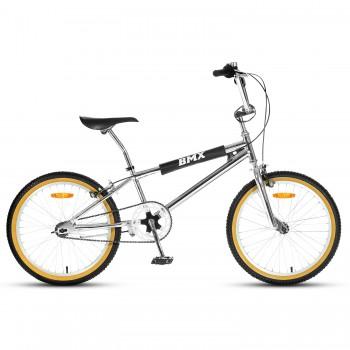 Q16 Classic BMX Bike 20″ Metallic Chrome