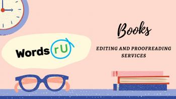 Online Book Editing Service | WordsRU